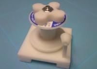 náhled - Vertikální stojánek pro trubičkový cín