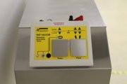 náhled - ESD tester náramků, pat a ESD obuvi - PGT120