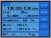náhled - SG 3000 signální generátor 100kHz - 3GHz
